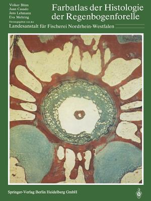 Farbatlas Der Histologie Der Regenbogenforelle