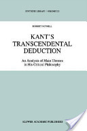 Kant's Transcendental Deduction