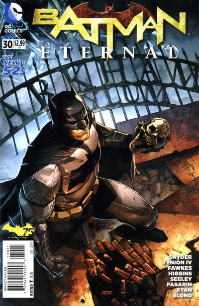 Batman Eternal Vol.1 #30