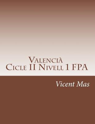 Valencià Cicle II Nivell 1