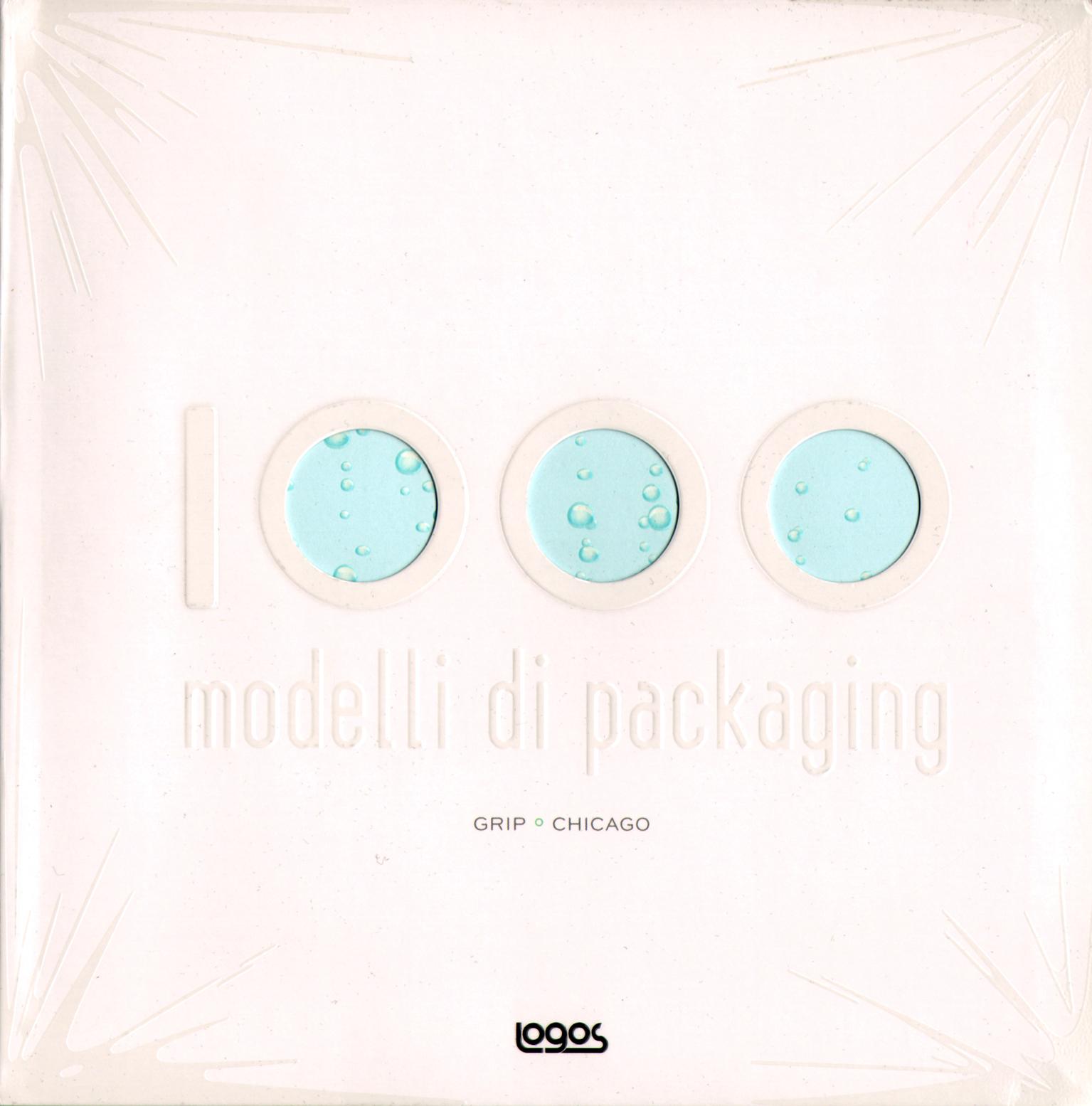 1000 modelli di packaging