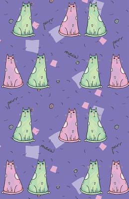 Bullet Journal For Cat Lovers Purr Meow