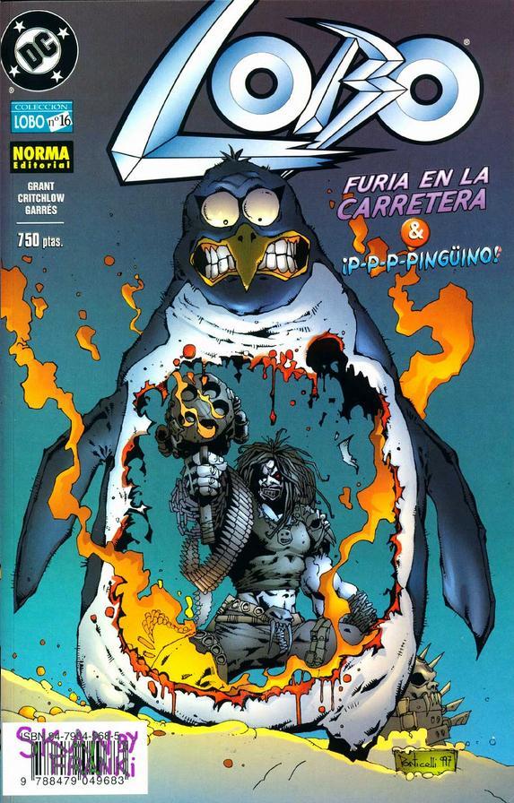Lobo Vol.2 #16