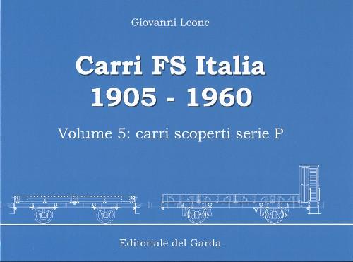 Carri FS Italia 1905-1960