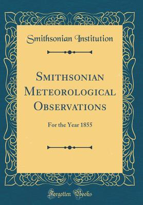 Smithsonian Meteorological Observations