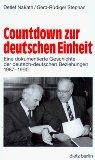 Countdown zur deutschen Einheit