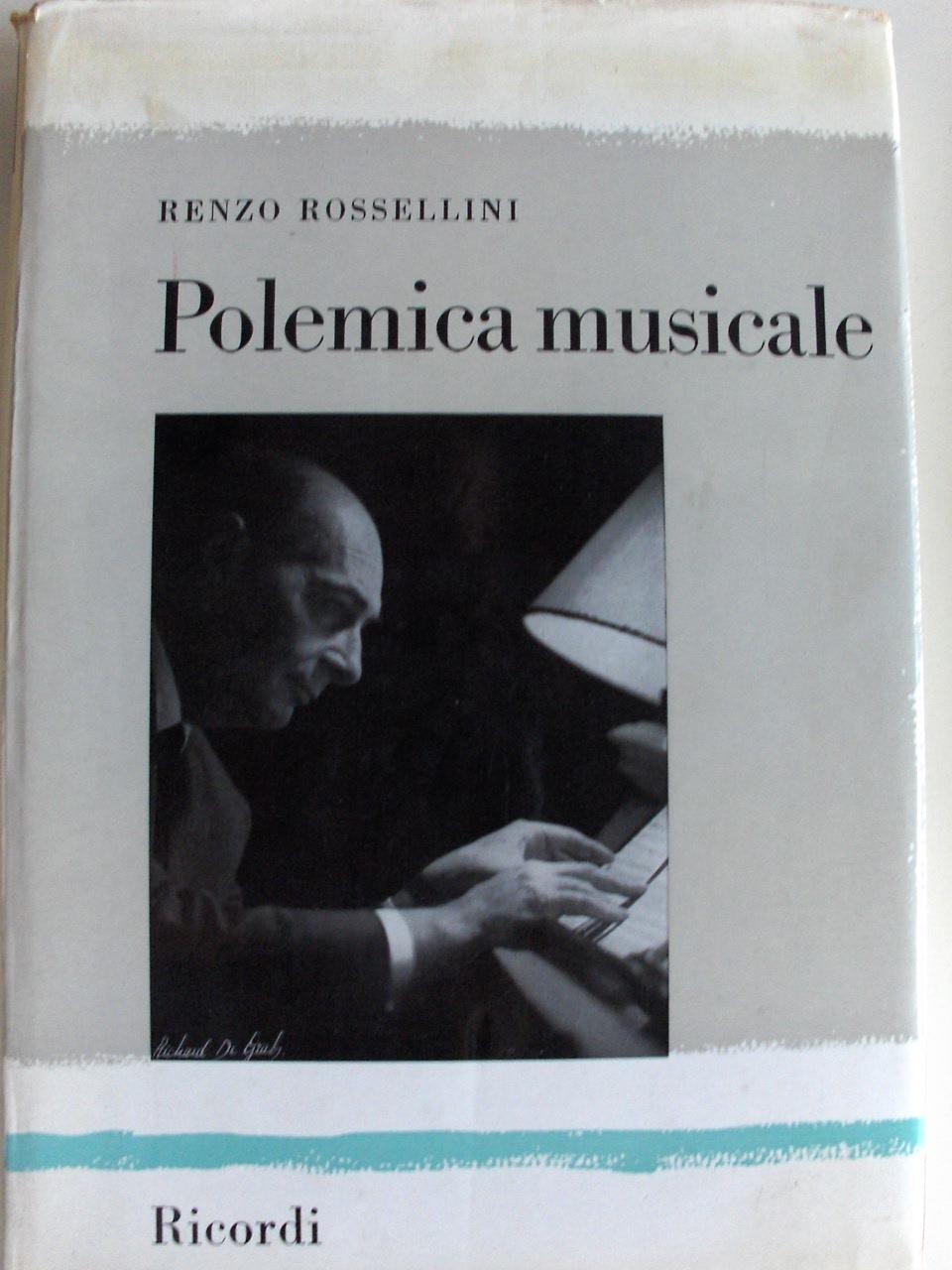 Polemica musicale
