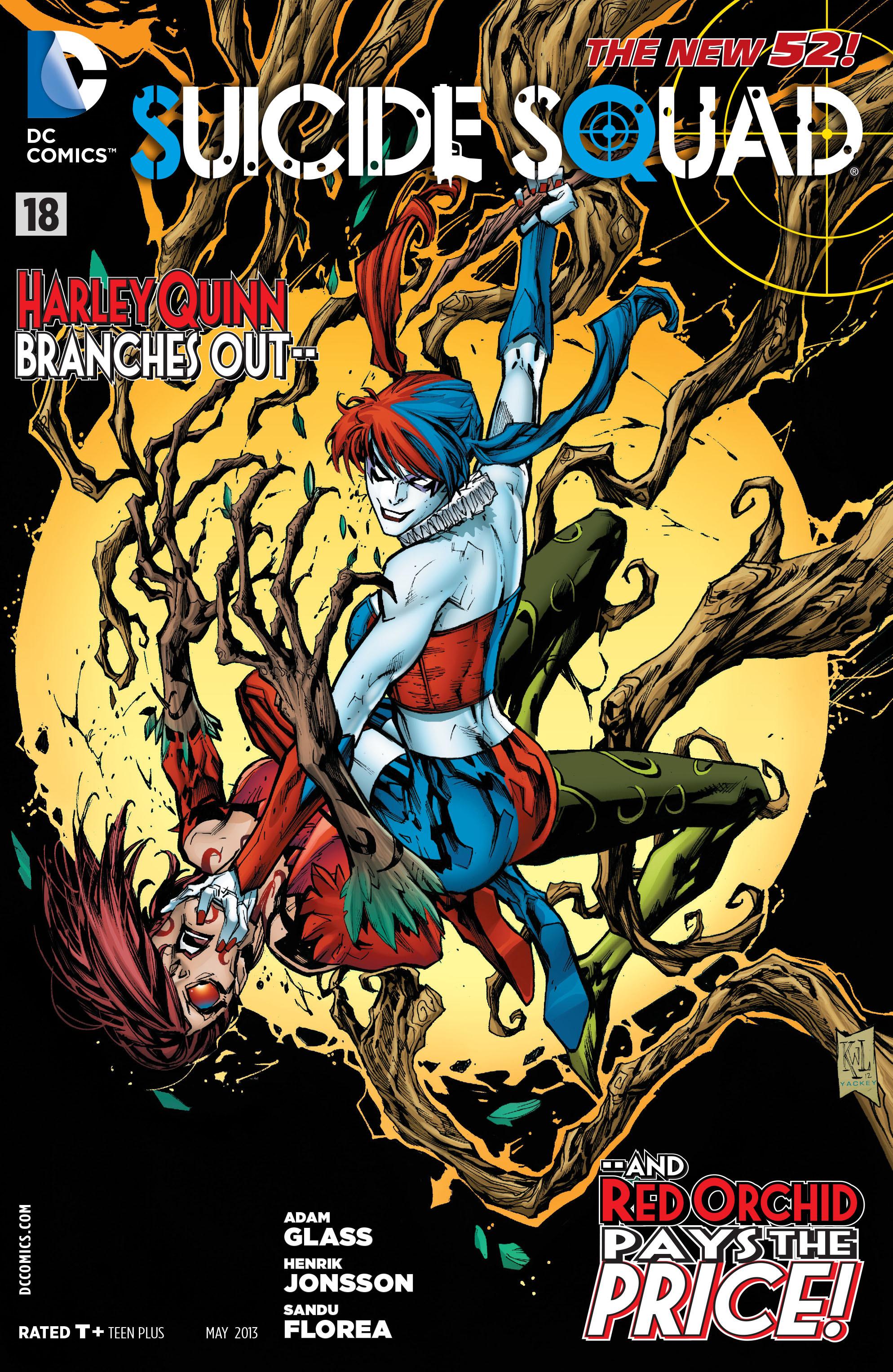 Suicide Squad Vol.4 #18