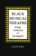Black musical theatre