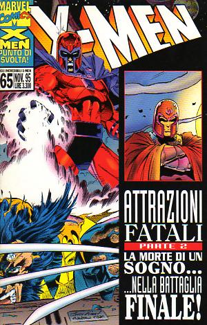 Gli Incredibili X-Men n. 065