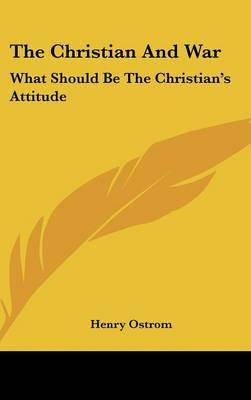 The Christian and Wa...
