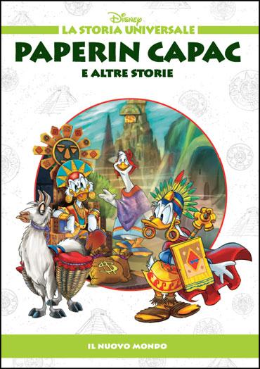 Paperin Capac. Il Nuovo Mondo