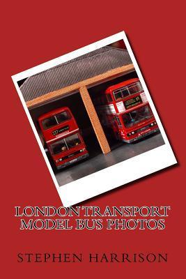London Transport Model Bus Photos