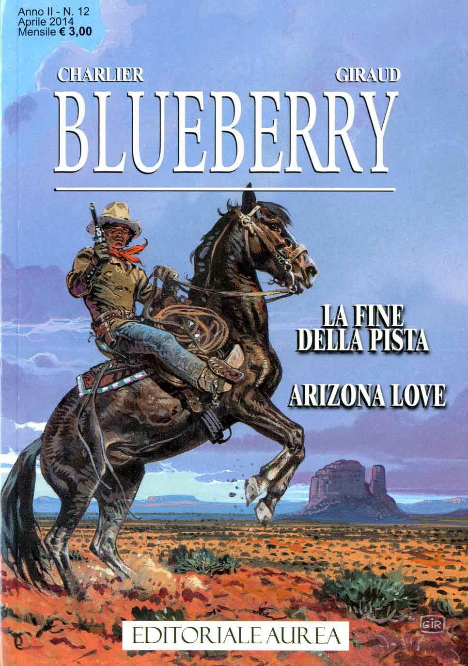 Blueberry n. 12
