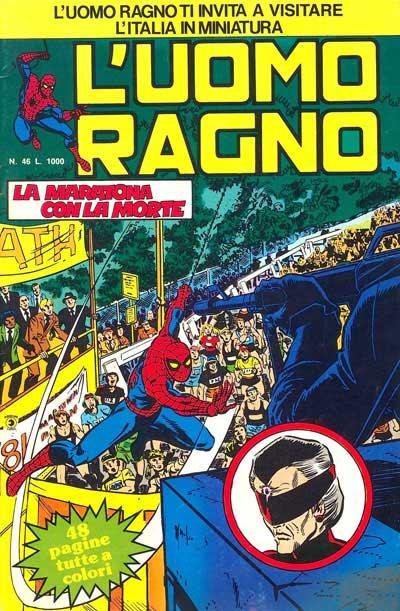 L'Uomo Ragno (2a serie) n. 46