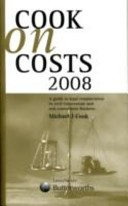 Cook on Costs