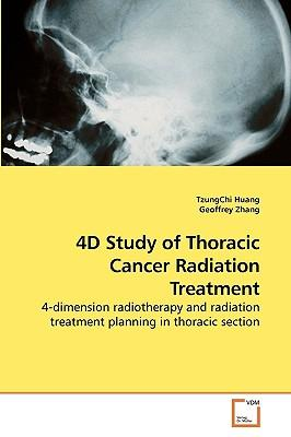 4D Study of Thoracic Cancer Radiation Treatment