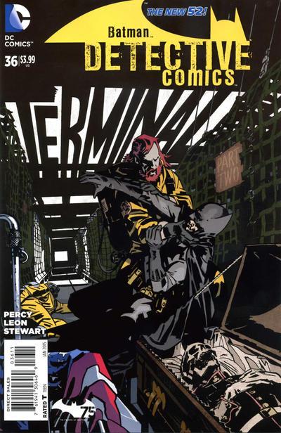 Detective Comics Vol.2 #36