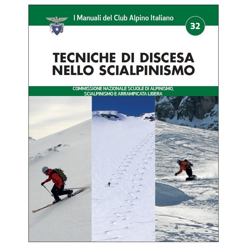 Tecnica di discesa nello scialpinismo