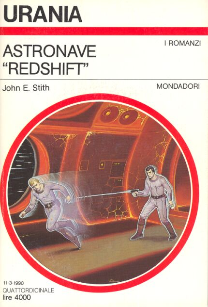 """Astronave """"Redshift"""""""