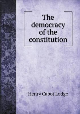 The Democracy of the Constitution