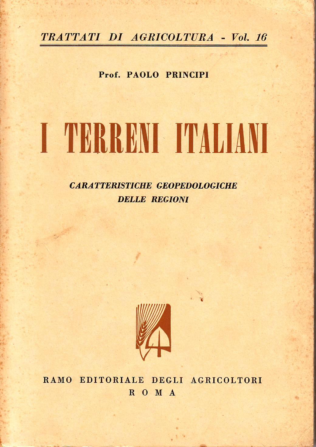 I terreni italiani