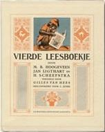 Vierde leesboekje bij Hoogeveen's leesmethode