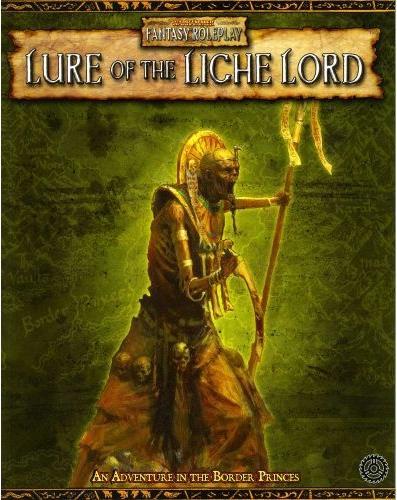 Lure of the Liche Lo...