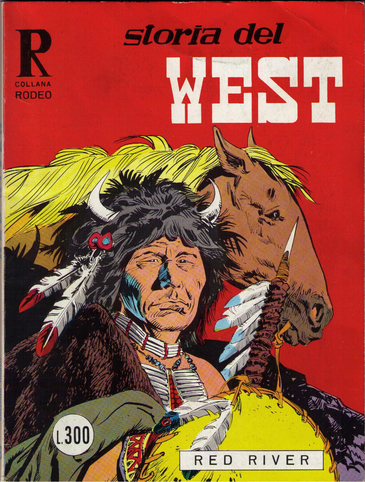 Storia del West n. 41 (Collana Rodeo n. 93)
