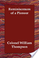 Reminiscences of a Pioneer