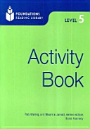 ACTIVITY BOOK. LEVEL 5(FOUNDATIONS READING LIBRARY)