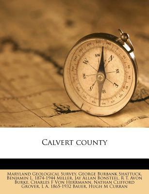 Calvert County Volum...