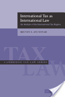 International Tax as International Law