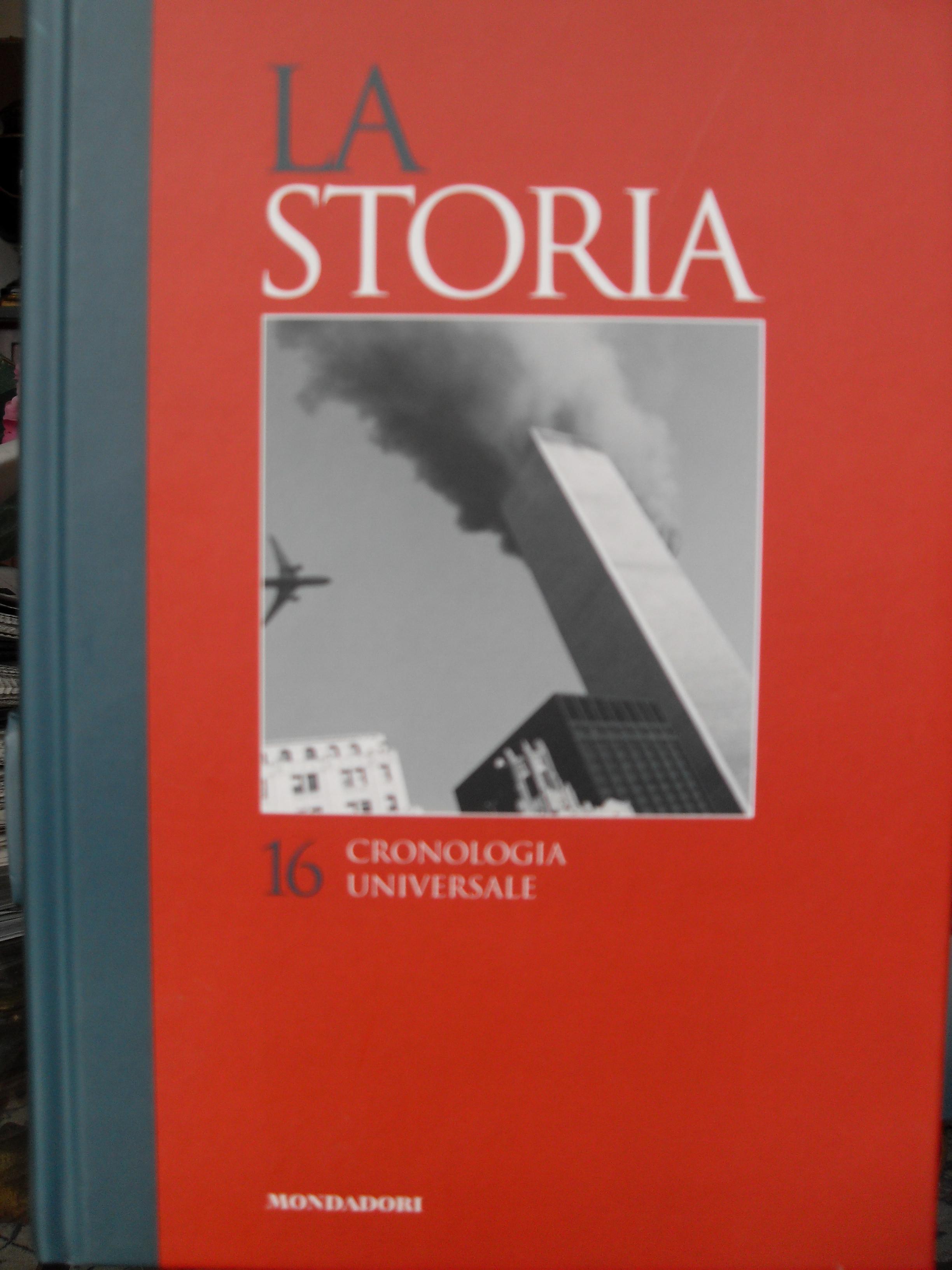 La Storia vol. 16