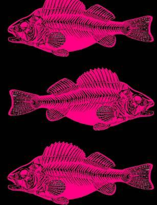 Hot Pink Fish! Notebook