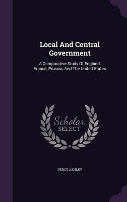 Local and Central Government