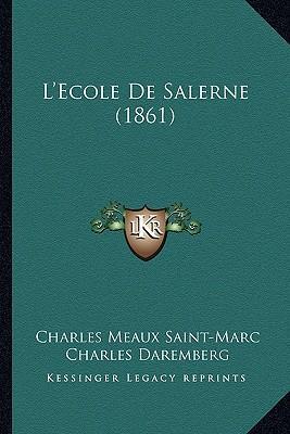 L'Ecole de Salerne (1861)