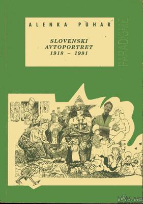 Slovenski avtoportret 1918-1991