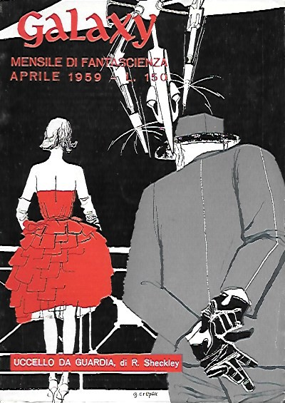 Galaxy - Aprile 1959