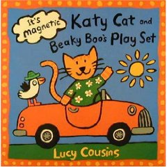 Katy Cat and Beaky Boo's Play Set
