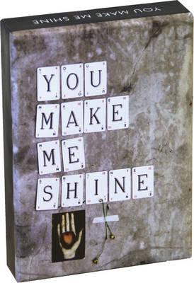 You Make Me Shine Classic Notecards