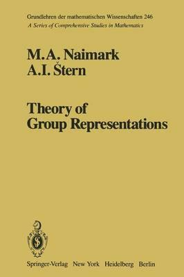 Theory of Group Representations