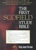 First Scofield Study Bible-KJV