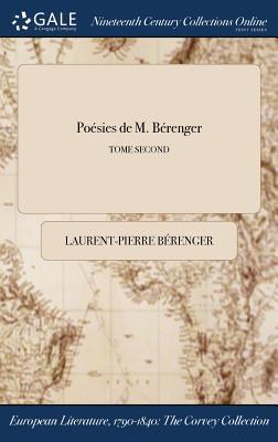 Poésies de M. Bérenger; TOME SECOND