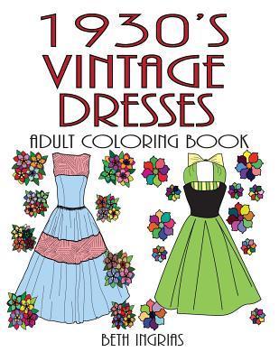1930's Vintage Dress...