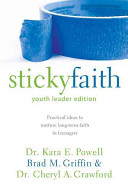 Sticky Faith, Youth Worker Edition