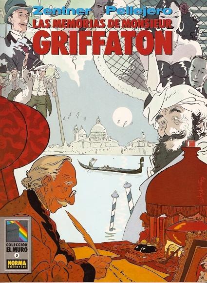 Las memorias de Monsieur Griffaton