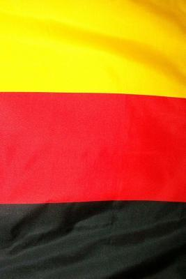 German Flag Notebook