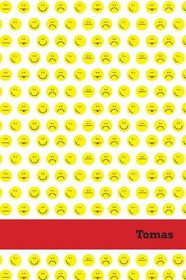 Etchbooks Tomas, Emoji, College Rule, 6 X 9', 100 Pages