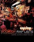 Egotrip's Book of Rap Lists